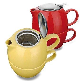 Obrázek produktu Cole - keramická čajová sada, výběr barev