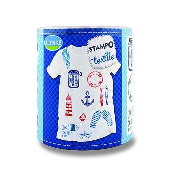 Obrázek produktu Razítka Stampo Textile - Marina