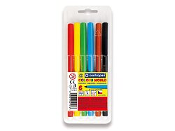 Fixy Centropen 7550/6 Colour World