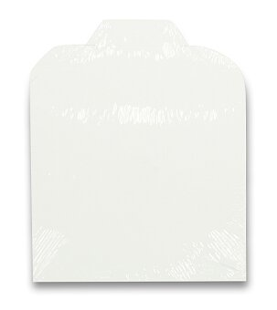 Obrázek produktu Kartonová obálka PP Karton - 160 x 160 mm, na CD, 10 ks