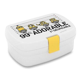 Obrázek produktu Svačinový box Mimoni 3