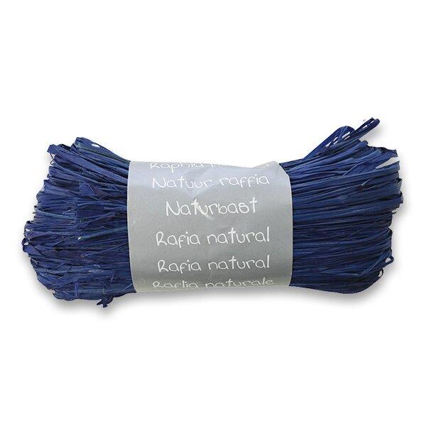 Dárkový provázek Clairefontaine modrý