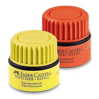 Obrázek produktu Náplň Faber-Castell Texliner 1549 - 30 ml, výběr barev