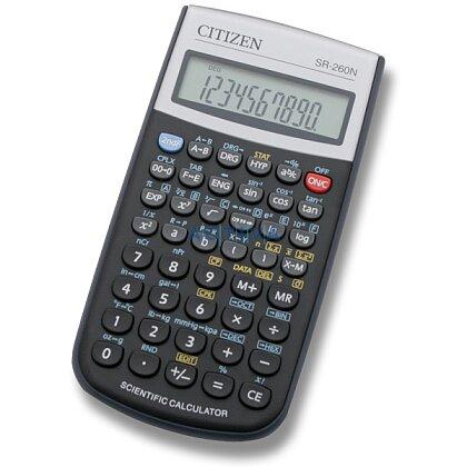 Obrázek produktu Citizen SR-260N - vědecký kalkultáror
