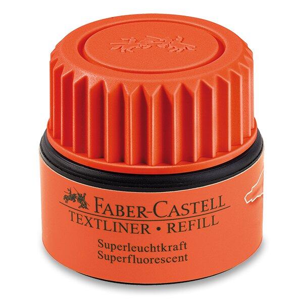Náplň Faber-Castell Texliner 1549 oranžová
