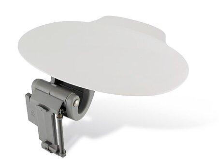 Obrázek produktu Víko pro odpadkový koš Tork Elevation - bílé