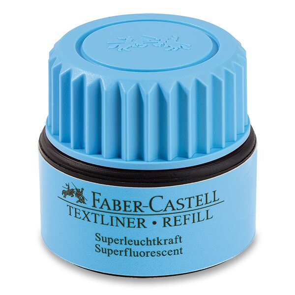 Náplň Faber-Castell Texliner 1549 modrá