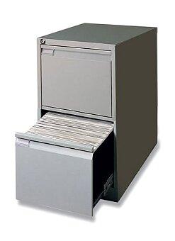 Obrázek produktu Kartotéka Bisley IPCAA - 2 zásuvky, 711 x 413 x 622 mm
