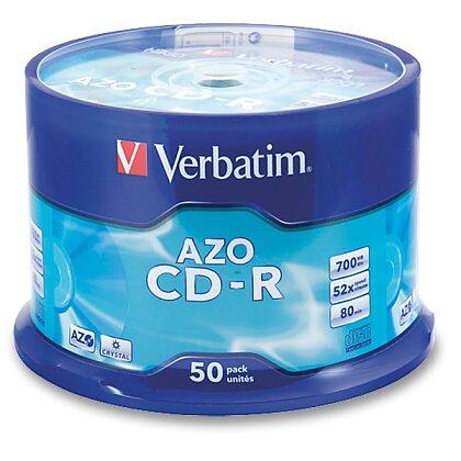 Product image Verbatim CD-R 52x - writable CD