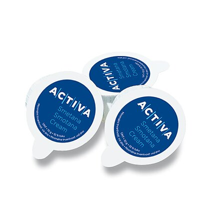 Obrázek produktu Activa - porcovaná smetana do kávy - 240 × 10 g