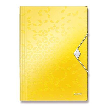 Obrázek produktu Leitz Wow - tříchlopňové desky - A4, žluté