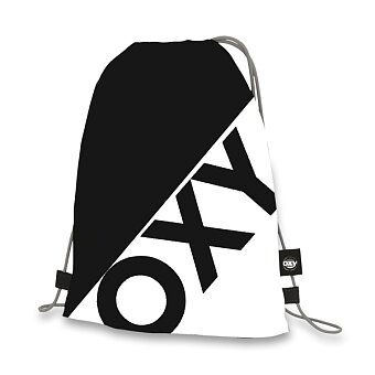 Obrázek produktu Vak na záda OXY Sport Neon Line - Black and White