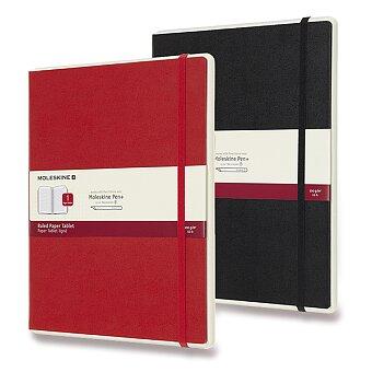 Obrázek produktu Zápisník Moleskine Smart Writing - XL, linkovaný, výběr barev