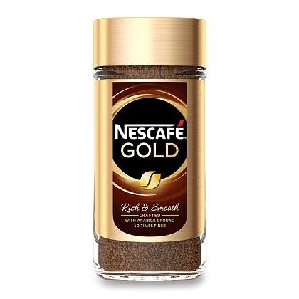 Obrázek produktu Nescafé Gold - instantní káva - 200 g