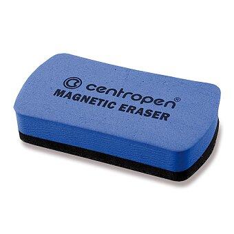 Obrázek produktu Magnetická stírací houbička na bílé tabule Centropen - 105 x 55 x 20 mm