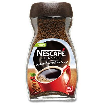 Obrázek produktu Nescafé Classic - instantní káva - 100 g