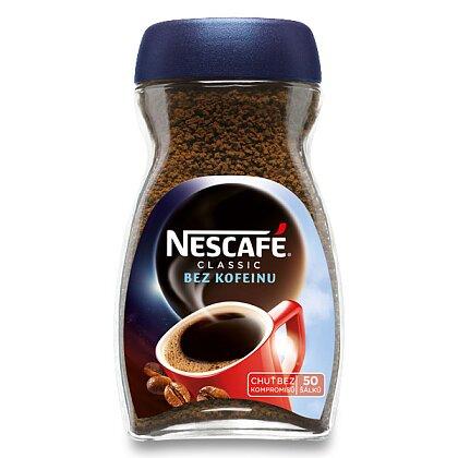 Obrázek produktu Nescafé Classic bez kofeinu - instantní káva - 100 g