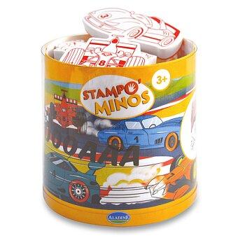 Obrázek produktu Razítka Aladine Stampo Minos - Auta