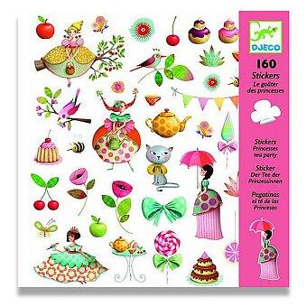 Obrázek produktu Samolepky Djeco - Princezna na párty