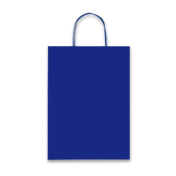 Dárková taška Allegra Light tm. modrá, XS