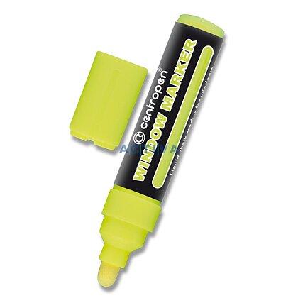 Obrázek produktu Centropen Jumbo Window 9121 - značkovač - žlutý