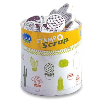 Obrázek produktu Razítka Stampo Scrap - Kaktusy