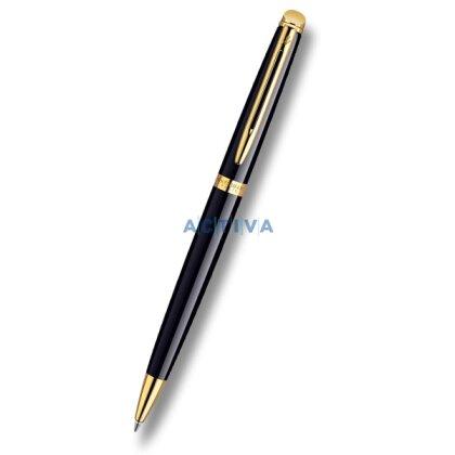 Obrázek produktu Waterman Hémisphére Black Lacquer GT - kuličková tužka