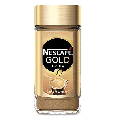 Product image Nescafé Gold Crema - instant coffee