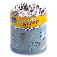 Razítka Stampo Scrap - Indiáni