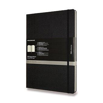 Obrázek produktu Zápisník Moleskine PRO Project Planner - A4, černý