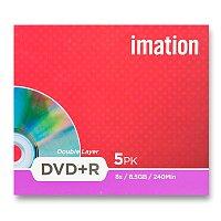 Dvouvrstvý disk  Imation DVD+R