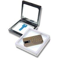 Univerzální dárková krabička na flash disky, výběr barev