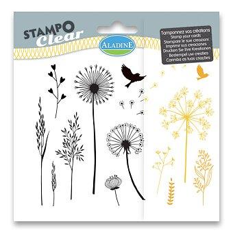 Obrázek produktu Razítka gelová Stampo Clear - Tráva