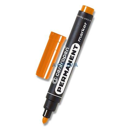 Obrázek produktu Centropen 8566 - popisovač - oranžový