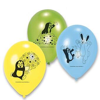 Obrázek produktu Nafukovací balónky Krteček - 6 ks