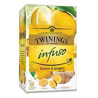 Ovocný čaj Twinings Citron, zázvor