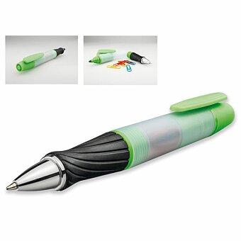 Obrázek produktu GRAND - plastové kuličkové pero 3 v 1, výběr barev