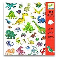 Samolepky Djeco - Dinosauři