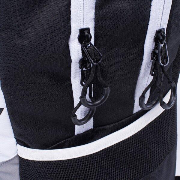 Studentský batoh OXY Sport Neon Line - Black   White 5bc864a0bd