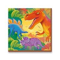 Papírové ubrousky Dinosauři