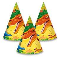 Kloboučky Dinosauři
