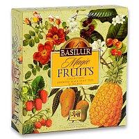 Dárková kolekce černých ovocných čajů