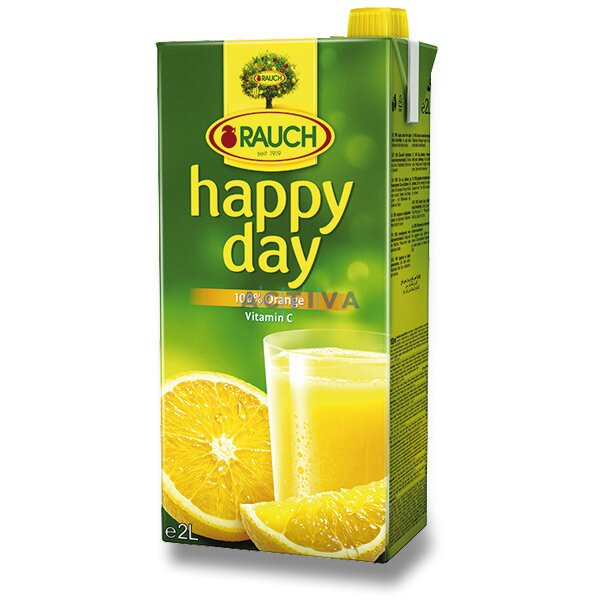 Rauch 100 Orange Juice Activa