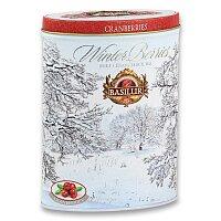 Sypaný černý čaj Basilur Winter Cranberries