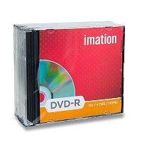 Zapisovatelné DVD Imation DVD-R