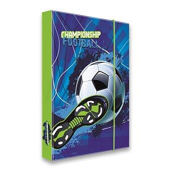 Obrázek produktu Box na sešity Fotbal - A4