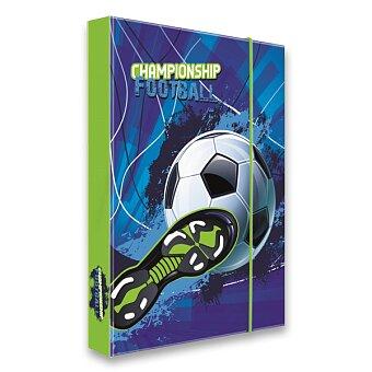 Obrázek produktu Box na sešity Fotbal - A5