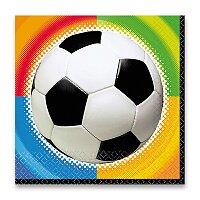 Papírové ubrousky Fotbal