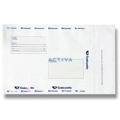 Obrázek produktu Bezpečnostní obálka - C5, 185 x 240 + 50 mm