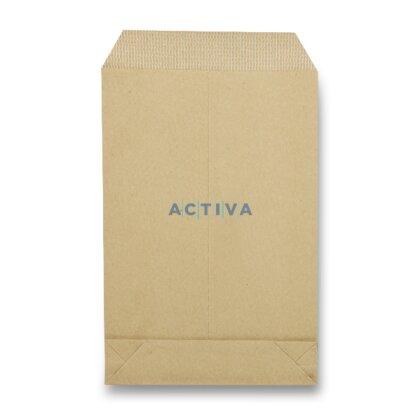 Obrázek produktu Poštovní taška - B5, textilní, křížové dno, 10 ks